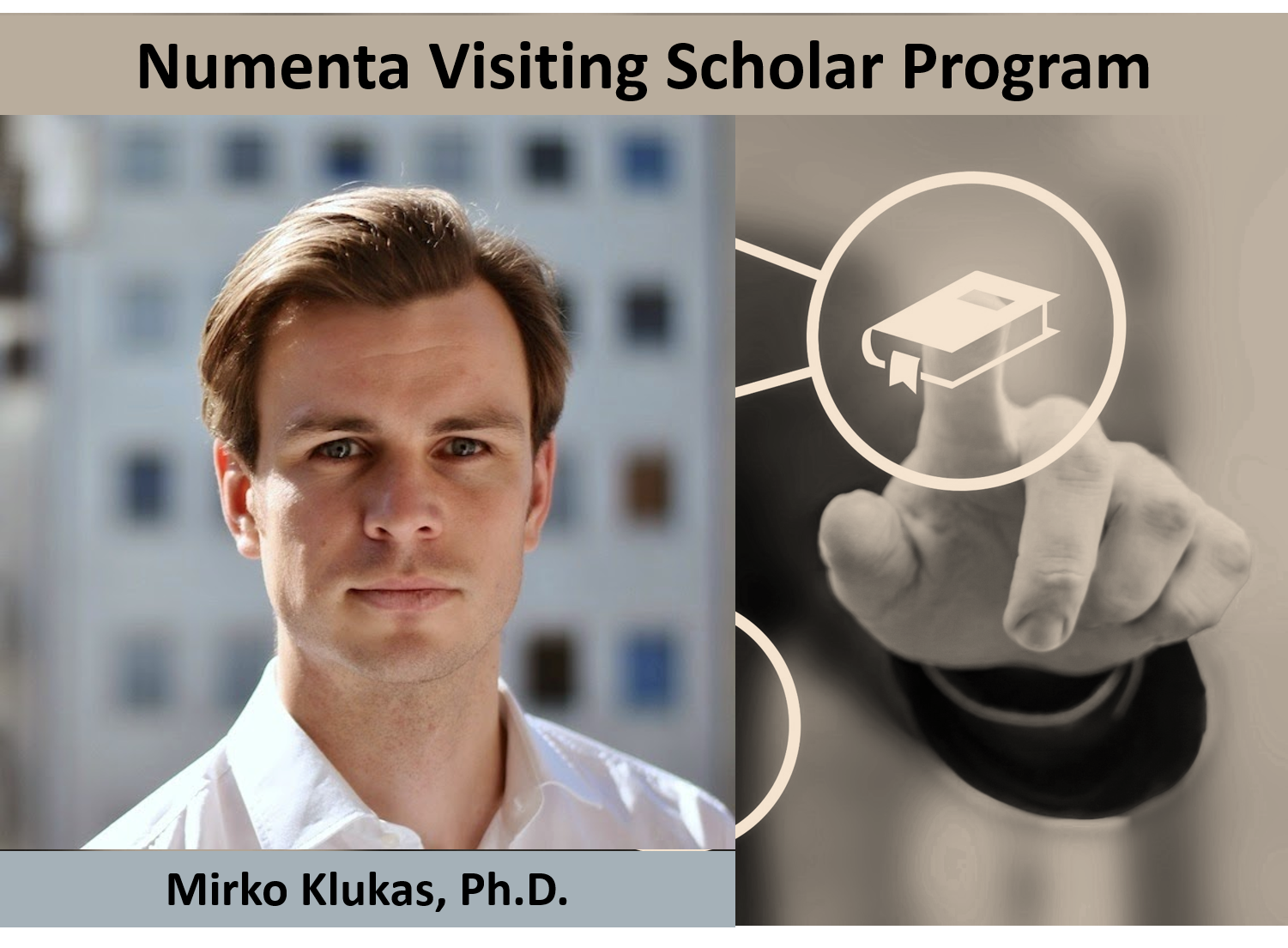 Q&A with Mirko Klukas, Numenta's First Visiting Scholar