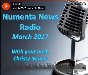 Numenta Newsletter March 2017 soundcloud
