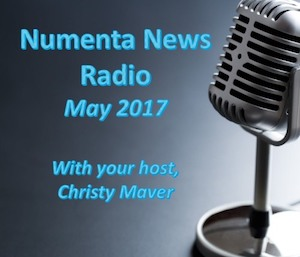 Numenta Newsletter May 2017 soundcloud