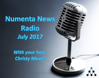 Numenta Newsletter July 2017 soundcloud