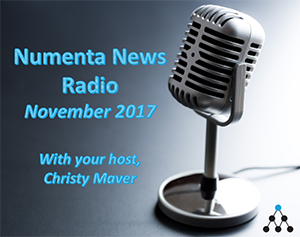 Brain Science Podcast with Jeff | Numenta News – November 2017 soundcloud