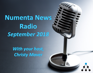 Jeff Hawkins Presents New Research | Numenta News - September 2018 soundcloud