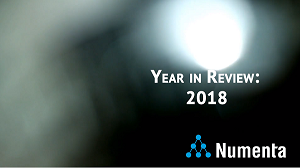 2018 Year in Review | Numenta News – December 2018 youtube video screenshot